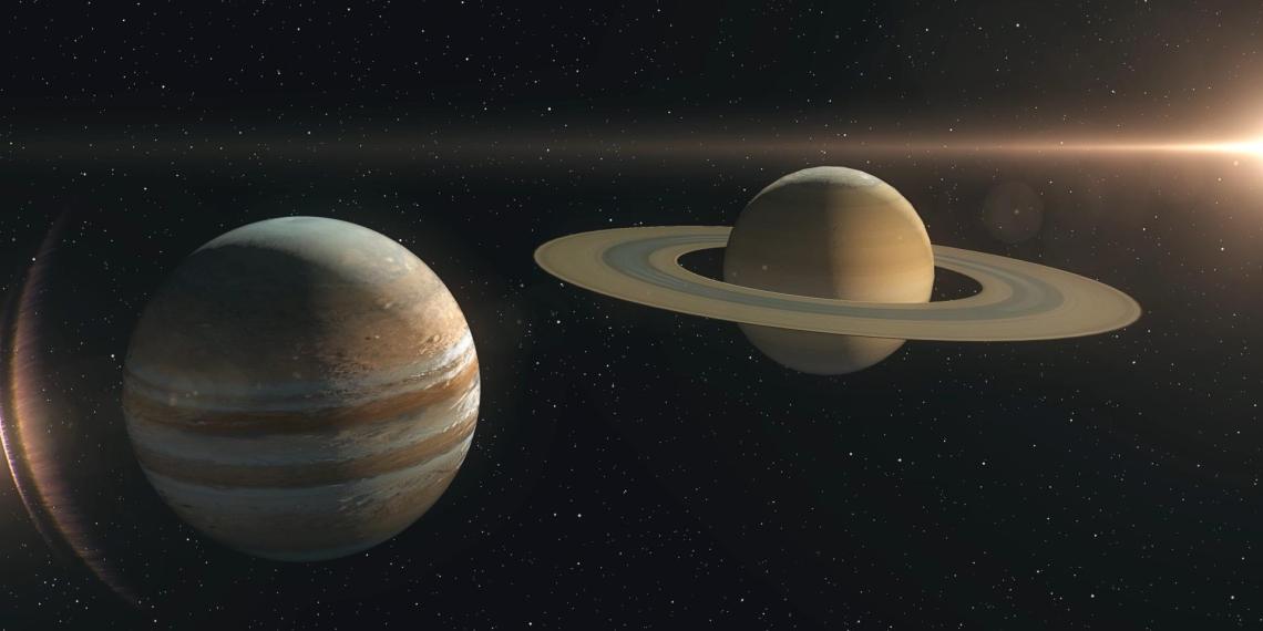 Российские ученые разрабатывают ядерные двигатели для полета к Юпитеру и Сатурну