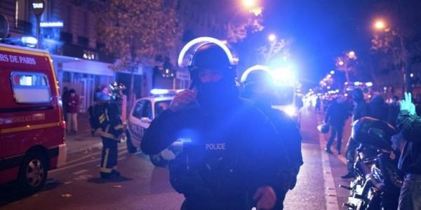 СМИ: полиция ФРГ задержала возможного пособника террористов в Париже