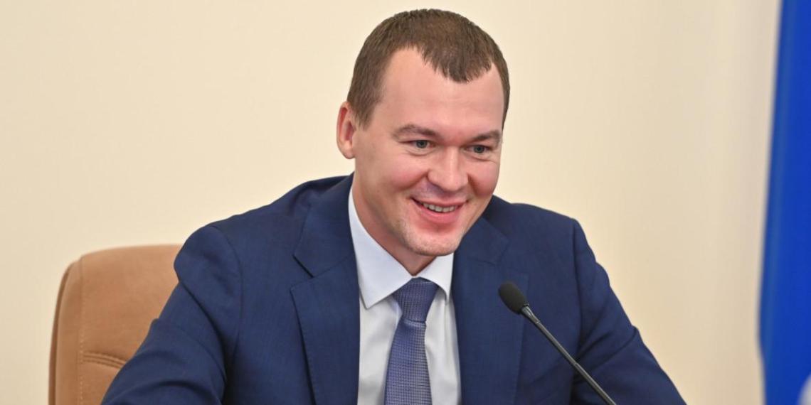 Дегтярев заметил в Хабаровском крае все необходимые инструменты для развития бизнеса