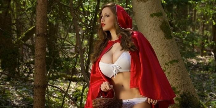 """В Чилийские школы по ошибке отправили эротическую версию """"Красной шапочки"""""""