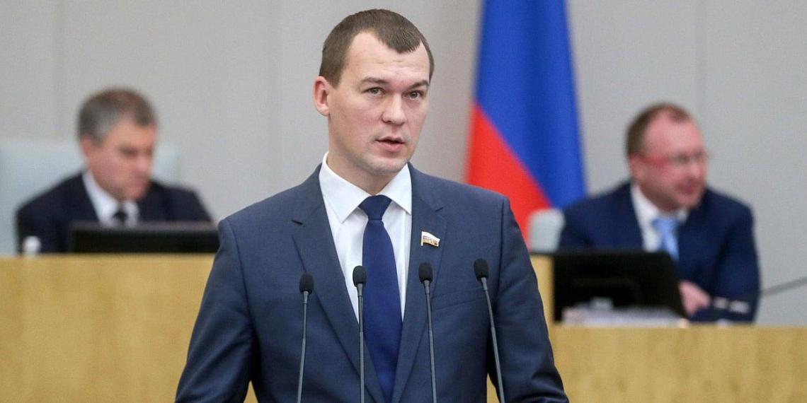 В ОП Хабаровского края назвали назначение Дегтярева проявлением уважения Путина к хабаровчанам