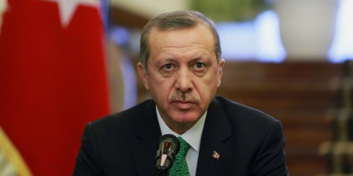 Эрдоган призвал Вашингтон сделать выбор между Турцией и курдами