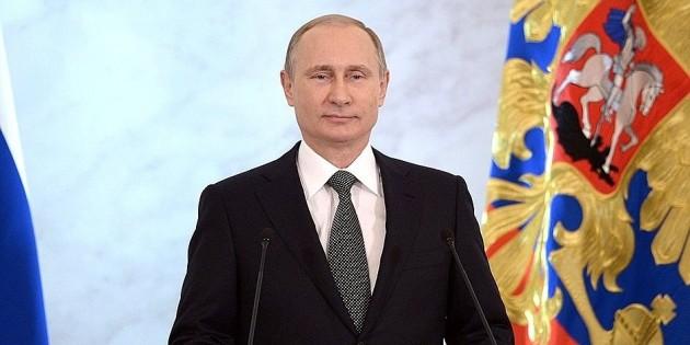 """""""Подвиги совершаются не ради медалей"""": Путин поздравил Героев Отечества"""