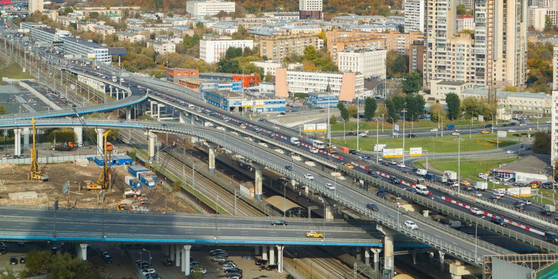 В реорганизацию бывших промзон Москвы инвестируют 2,5 трлн рублей