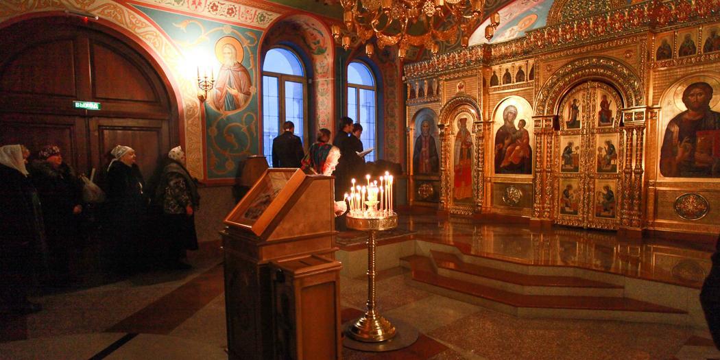 В РПЦ удивились штрафам, выписанным прихожанам за посещение храмов Москвы