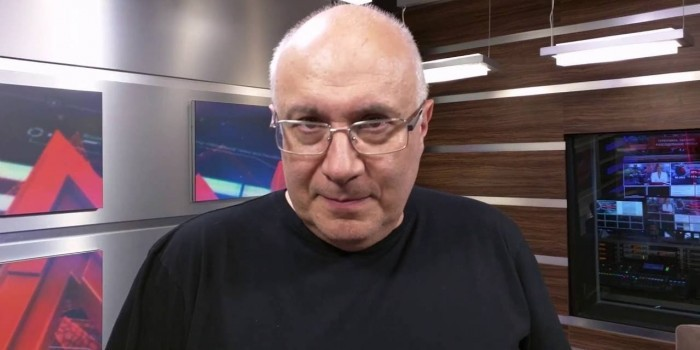 Ганапольский предупредил Прилепина о гибели на Донбассе