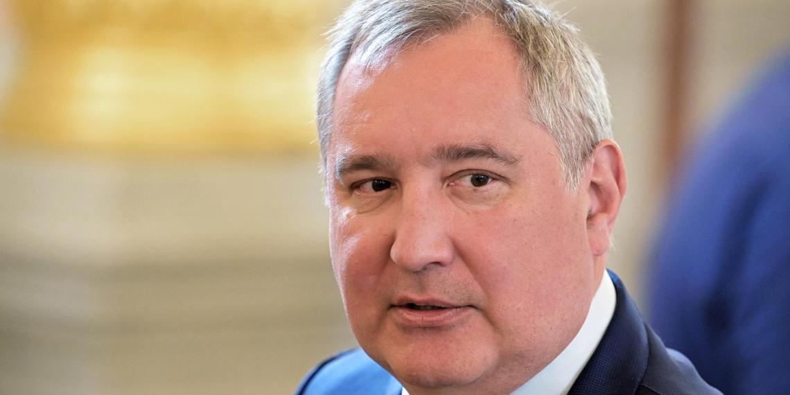 Рогозин отреагировал на исключение России из проекта окололунной станции