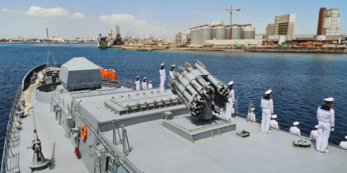 США отправили в Порт-Судан свой эсминец сразу после захода туда российского боевого корабля