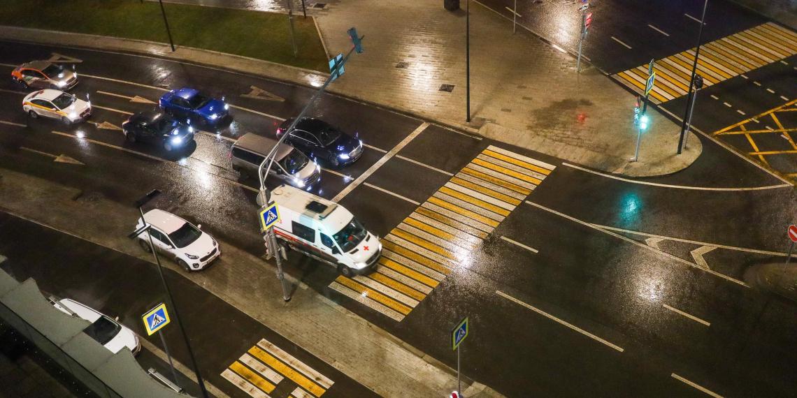 Собранные в России автомобили научат предупреждать о нарушениях ПДД