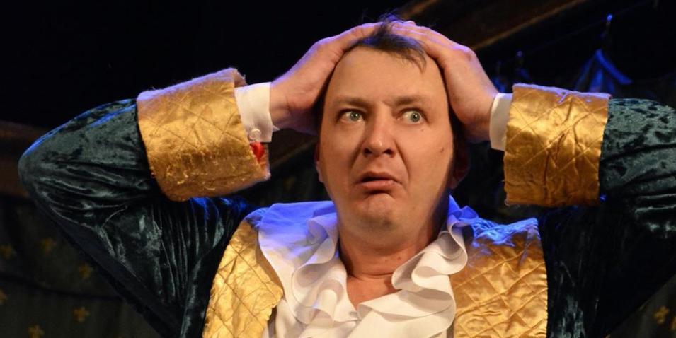 """""""Не вы давали мне это звание"""": Башаров ответил на требования о лишении его титула Заслуженного артиста"""