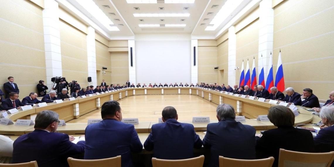 В Конституции предложили закрепить положение о защите языков России