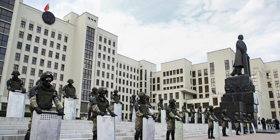 Правительство Белоруссии ушло в отставку