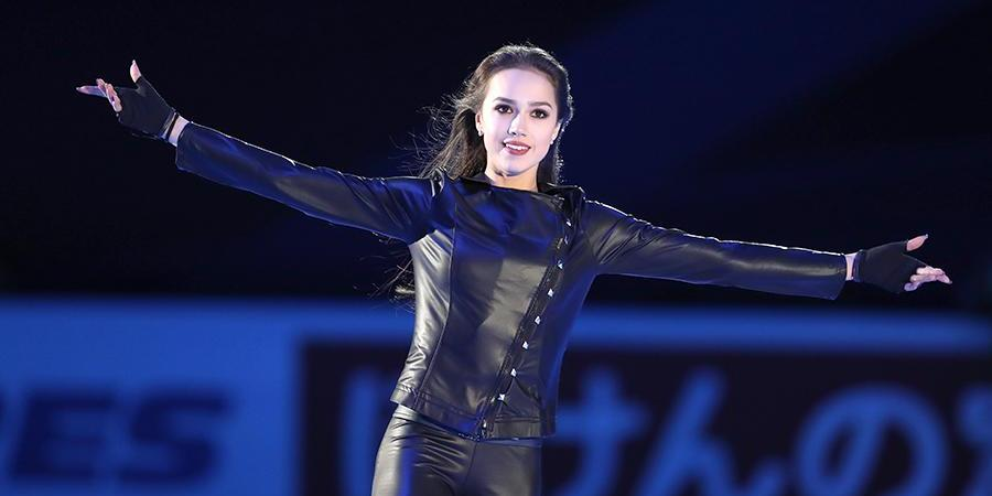 Загитова рассказала об отношении к хейтерам