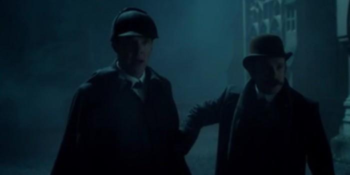 Вышел новый трейлер рождественского эпизода «Шерлока»