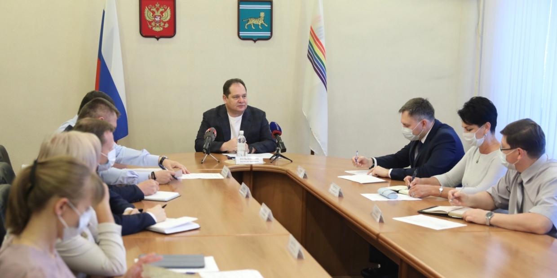 Врио губернатора ЕАО Гольдштейн назвал главные проблемы региона