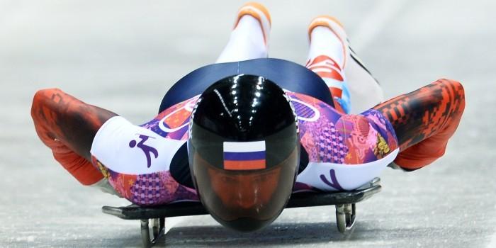 Четырех российских скелетонистов отстранили из-за допинга