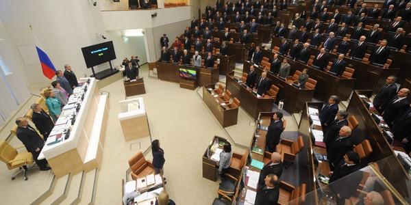 В Совете Федерации ответили на призыв Джонсона вступить в западную коалицию