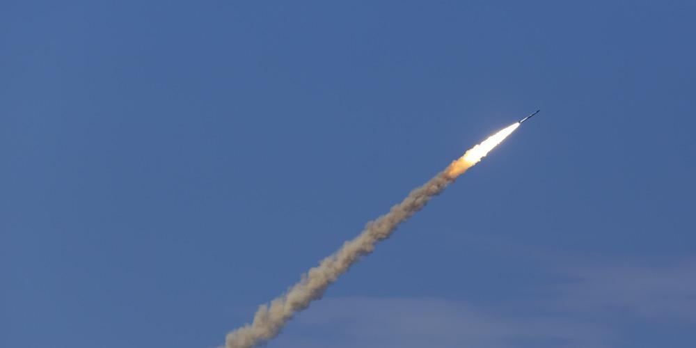 """В США показали ракетный удар с применением системы """"Золотая орда"""""""