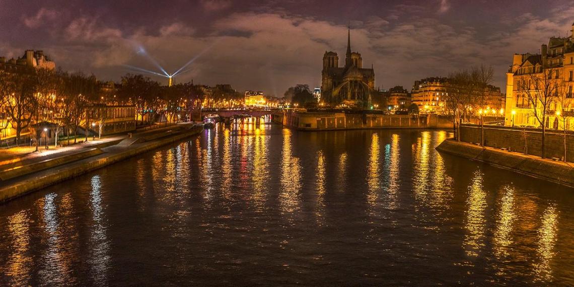 В парижской воде нашли следы коронавируса