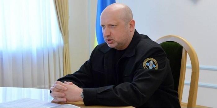 Турчинов обвинил Россию в попытке сорвать выплаты пенсий украинцам