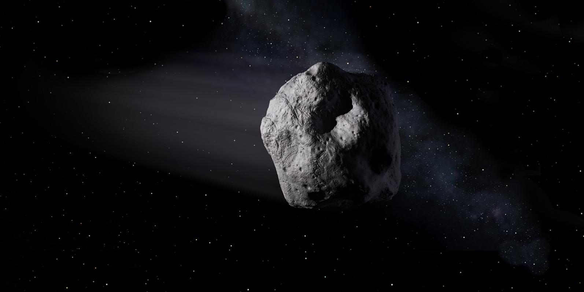 NASA: к Земле приближается потенциально опасный астероид размером с футбольное поле