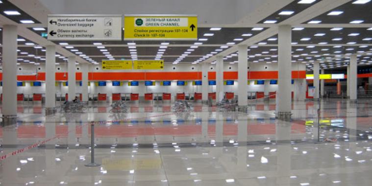 Россия остановила авиасообщение с Китаем