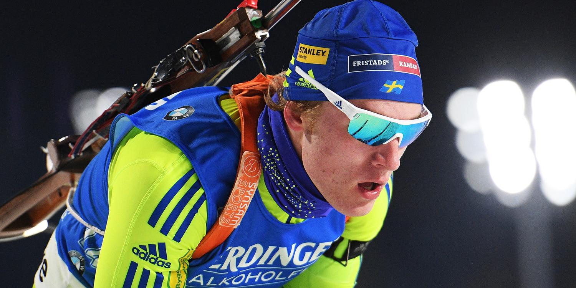 Шведский биатлонист удивился молчанию российских спортсменов