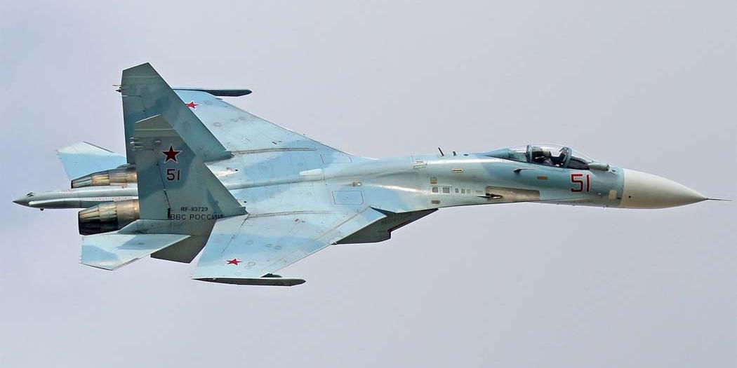 National Interest назвал модернизированные советские Су-27 и Су-30 смертельным оружием
