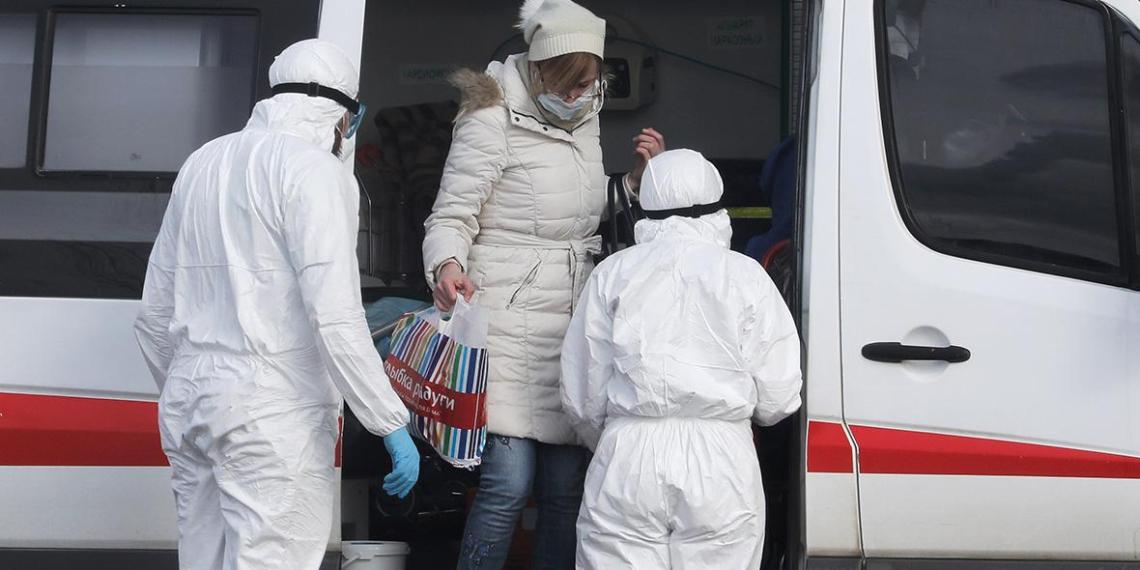 В Ульяновской области вернувшаяся из ОАЭ медсестра заразила коронавирусом 34 пациента