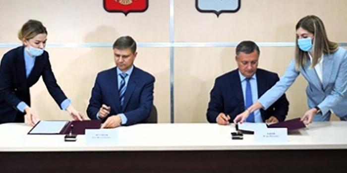 Подписан меморандум о взаимодействии в сфере охраны окружающей среды в Иркутской области