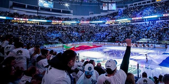 КХЛ и НХЛ проведут выставочные матчи между клубами