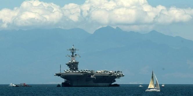 США перебрасывают ударную группу ВМС к Корейскому полуострову
