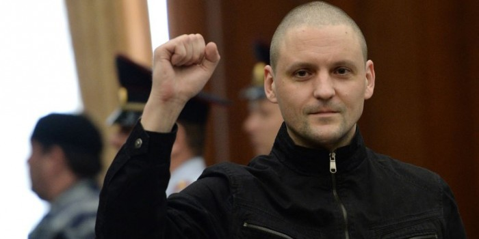"""Лидер """"Левого фронта"""" Сергей Удальцов заявил, что впредь будет голосовать за Путина"""