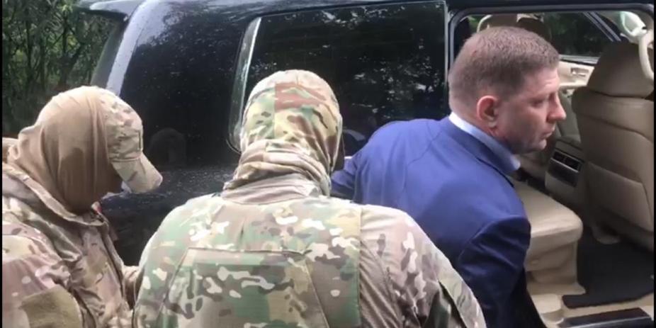 """СМИ раскрыли имена убитых из """"дела Фургала"""""""
