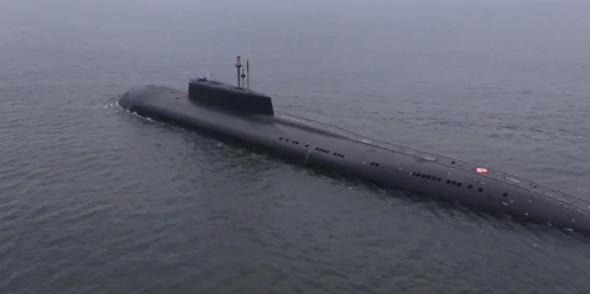 В США заявили о всплывшей российской подлодке у берегов Аляски