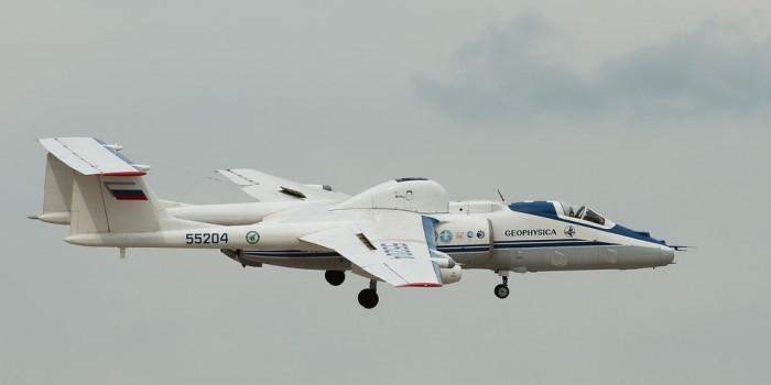 Швеция сорвала научный эксперимент с участием российского самолета