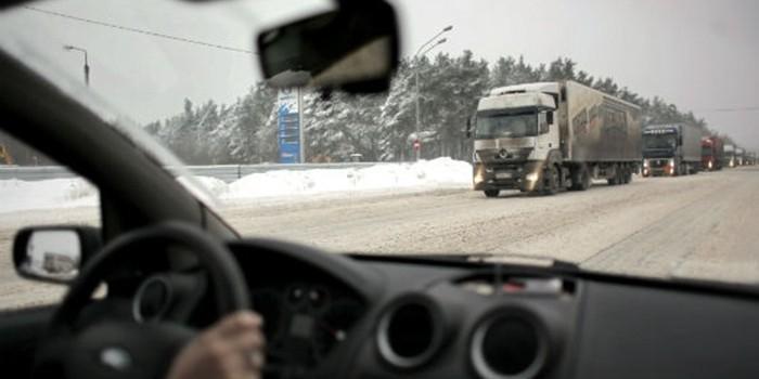 Курганские дальнобойщики отказались от протестов и напишут письмо правительству
