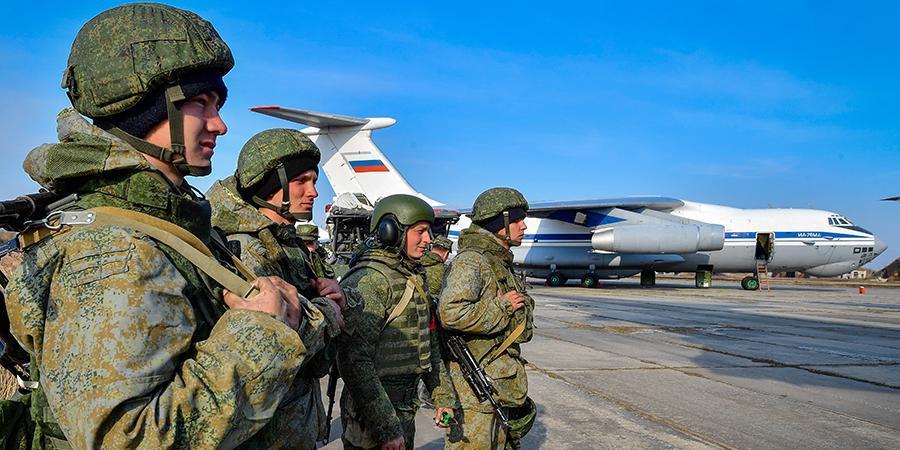 Финляндия заявила о готовности России применять войска в Европе