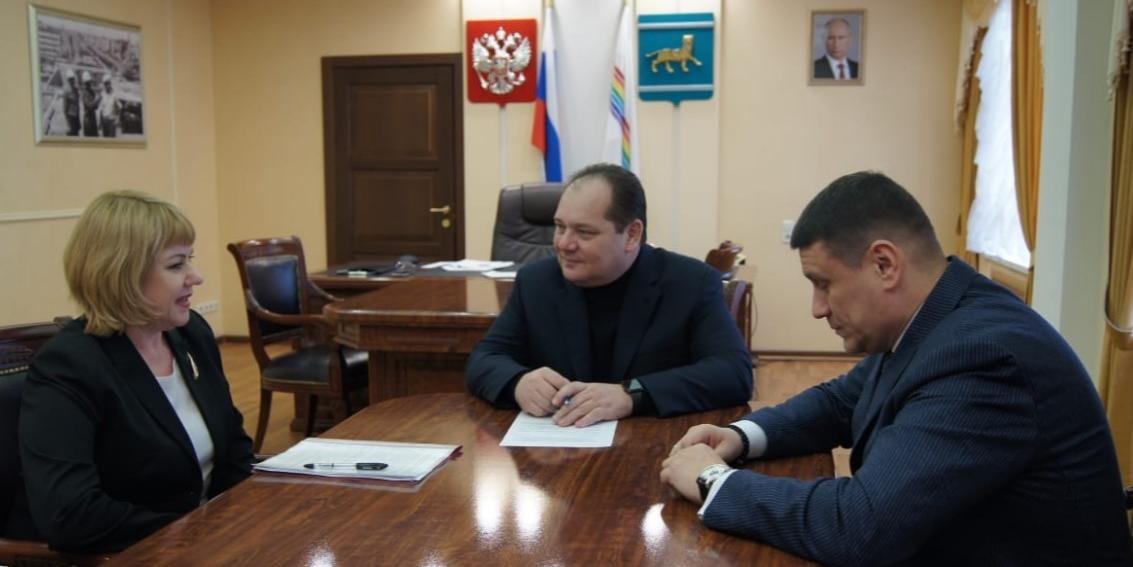 Гольдштейн: правительство ЕАО будет наращивать взаимодействие с Минюстом РФ