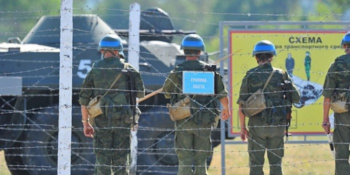 В Абхазии задержан убийца российских миротворцев
