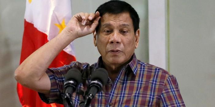 """Президент Филиппин посоветовал Евросоюзу """"идти к черту"""""""
