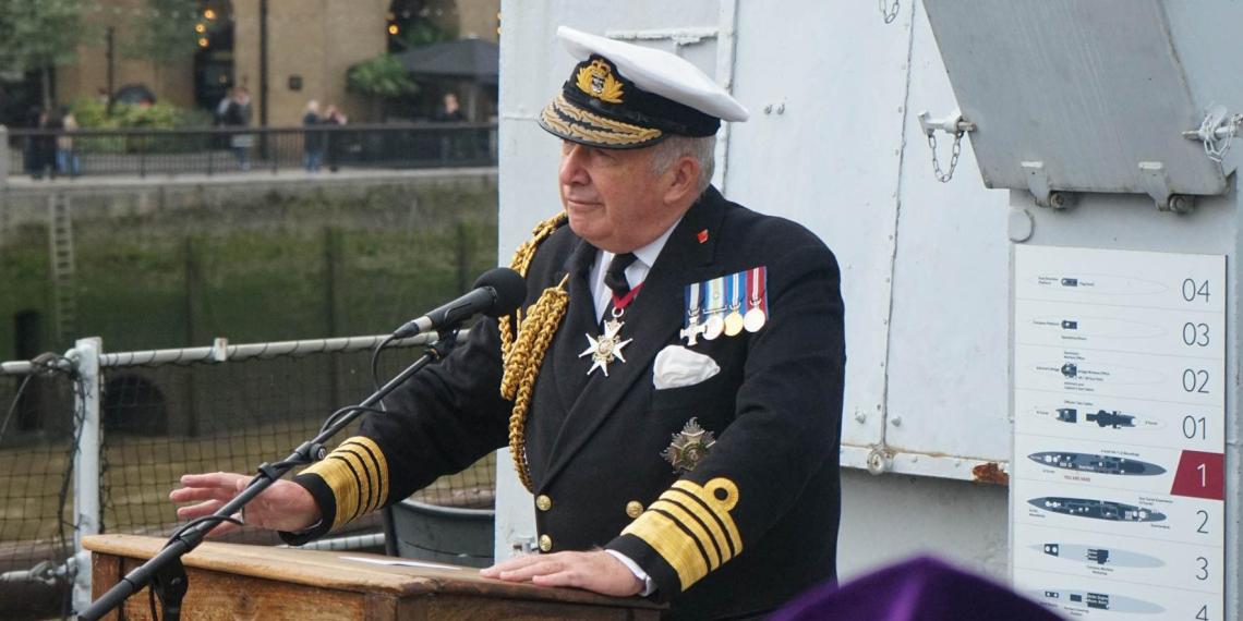 Экс-командующий британским флотом обвинил США в жадности, которая приведет к беззащитности перед Россией