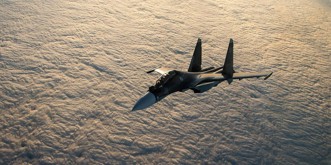 Крупная сделка между Алжиром и Францией не состоялась из-за российских Су-30