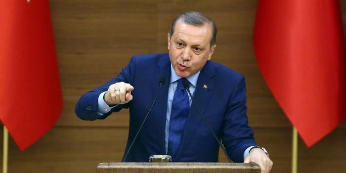 Эрдоган решил вынести на референдум вопрос о вступлении в ЕС