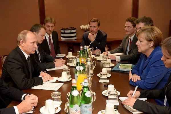Участники саммита в Милане сделали первые заявления после «рабочего завтрака»