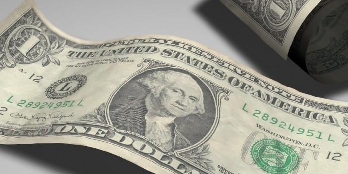 Курс доллара упал ниже 60 рублей впервые за полтора года