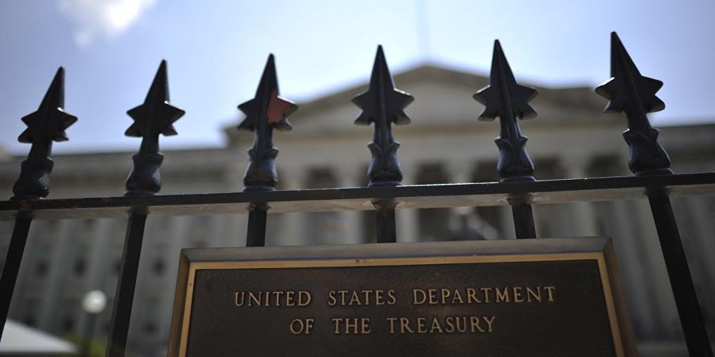 Минфин США обвинил Россию в манипуляциях с валютой
