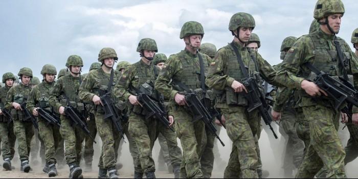 Боевые группы НАТО в Прибалтике и Польше привели в операционную готовность