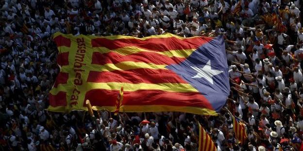 Сторонники независимости победили на выборах в Каталонии