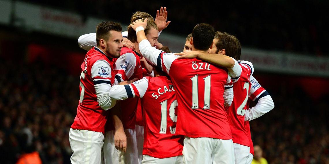 """Игроков лондонского """"Арсенала"""" отправили на двухнедельный карантин"""